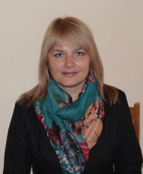 Лакомчак Леся Євстахіївна