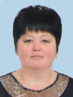 Стець Валентина Іванівна
