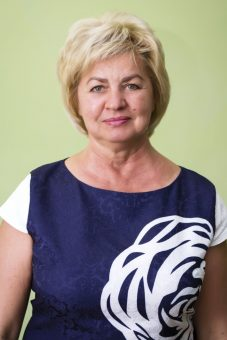Волошин Оксана Олексіївна
