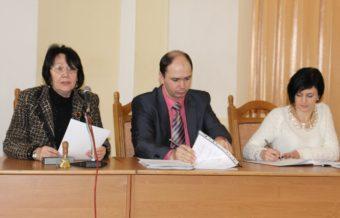 Президія вченої ради