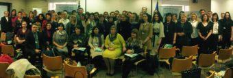 Учасники І Міжнародної наукової конференції Української асоціації дослідників освіти «Емпіричні дослідження для реформування освіти в Україні»
