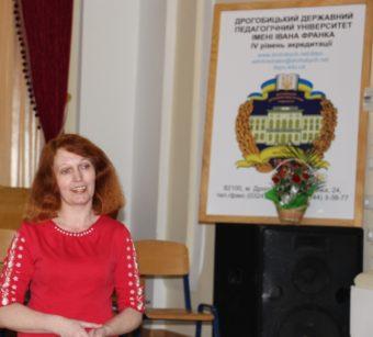 Майстер-клас старшого вчителя музичного мистецтва Марії Костецької