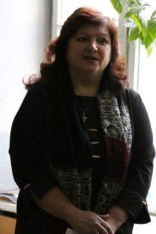 Поминальне слово про Героїв Небесної сотні виголошує доцент Марія Стецик