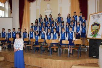 Майстер-клас зразкового дитячого хору «Щедрик»