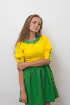 Аліна Романчак