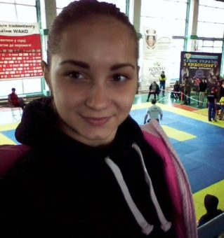 Валентина Крощук – майстер спорту України з хортингу