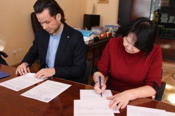 Підписання угоди про співпрацю