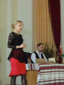 Андрій Грабинський та Анастія Захаренко