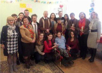 Волонтерський-консультативно-валеологiчний центр «Паросток»