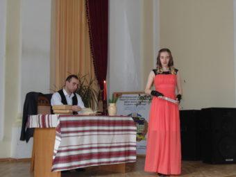 Андрій Грабинський та Софія Сергєєва