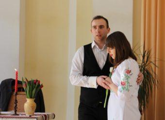Андрій Грабинський та Марія Шубинець