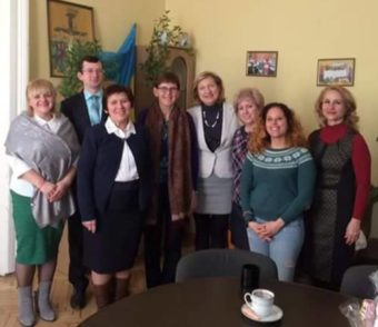 Товариство захисту дiтей-iнвалiдiв «Надія»