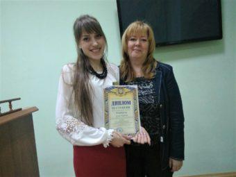 Ірина Навроцька та Світлана Івах