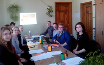 Учасники секції «Соціологія».