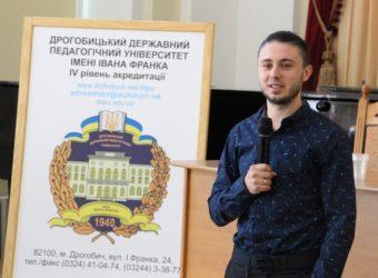 Лідер гурту «Антитіла» Тарас Тополя