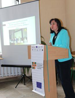 Про цікаві факти з історії кримськотатарського народу розповідає Гульнара Бекірова