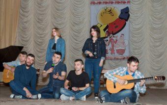 Фінальна пісня команди «ІСТФАК» (історичний факультет)