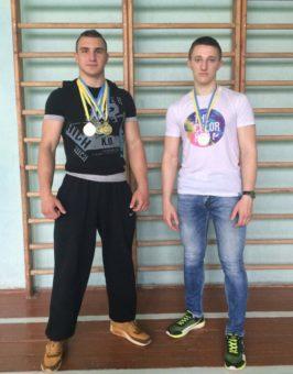 На фото (зліва направо): Д.Новза-Федюк, Мар'ян Салій