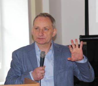 Проф. Криштоф Осташевскі (Інститут психіатрії та неврології, Варшава, Республіка Польща)