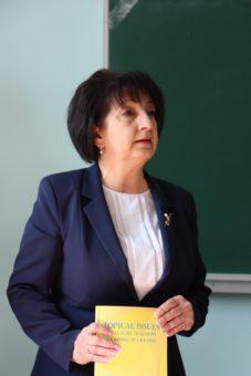 Професор Марія Чепіль