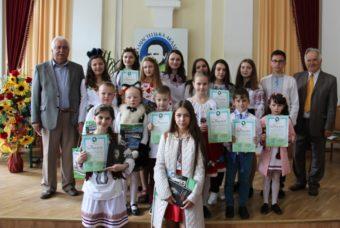Переможці та журі фінального конкурсу читців поезії «Франків огонь в одежі слова»