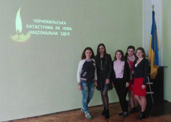 Учасники та організатори конференції-презентації