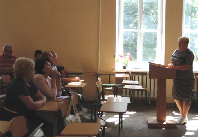 Професор Валентина Бодак ділиться спогадами про співпрацю з професором Віктором Здоровенком