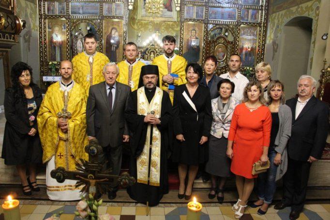 Духовенство та професорсько-викладацький склад навчальних закладів Дрогобича