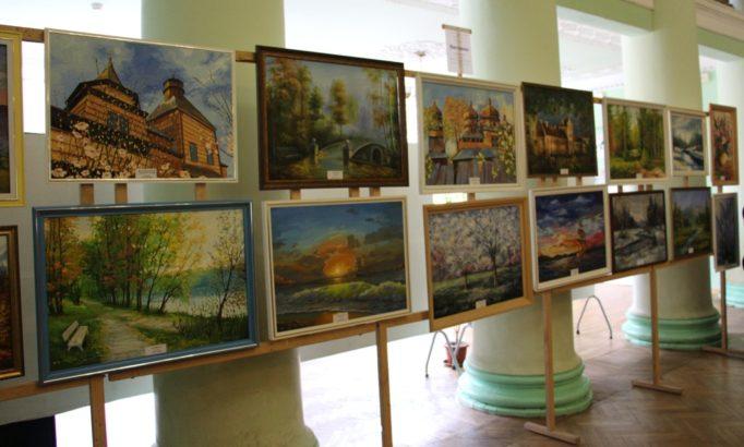 Виставка робіт студентів факультету початкової та мистецької освіти