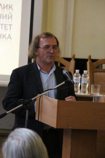Доповідь д-р Яна Вольського (Жешівський Університет)