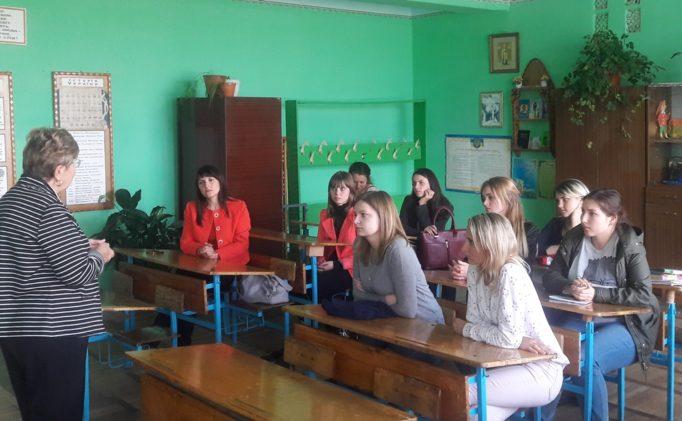 Спілкування з Анною Січ-Якимов