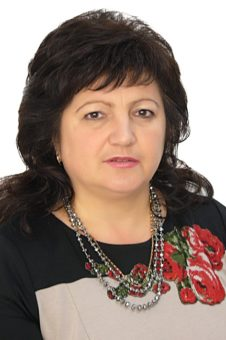 Стецик Марія Степанівна