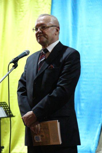 Вітальне слово декана історичного факультету Леоніда Тимошенка