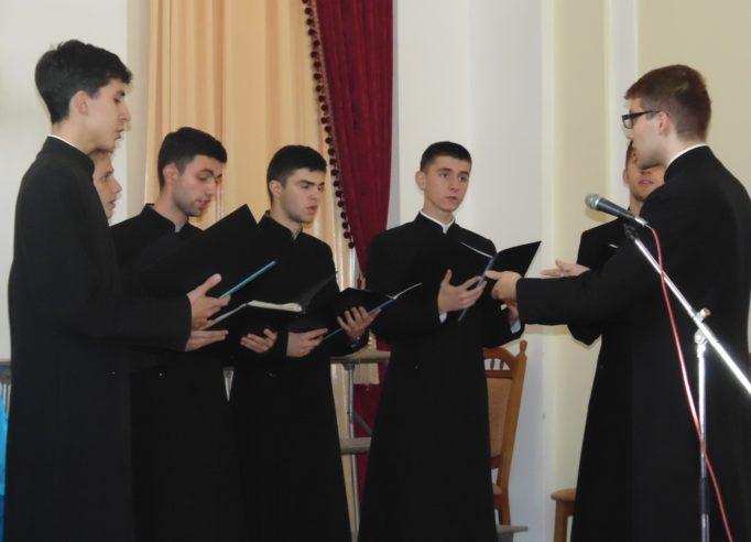 Співають брати-семінаристи