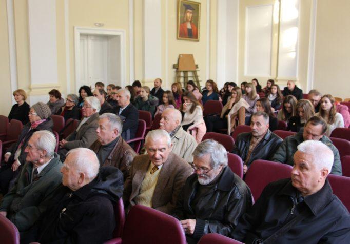 Глядацька зала