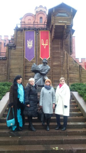 Екскурсія столицею України