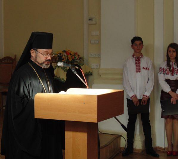 Про капеланство в Україні розповідає владика Ярослав