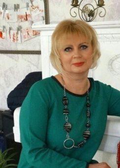Веселовська Олена Миколаївна