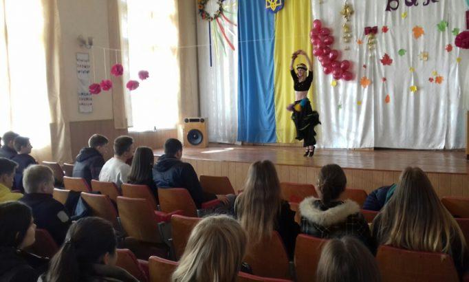 Студенти-хореографи презентують свої таланти