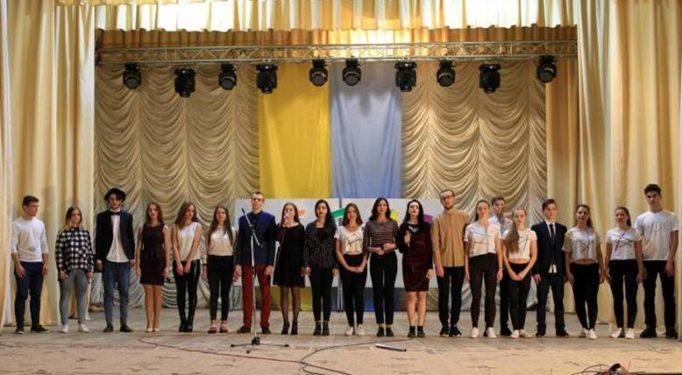 Молоді таланти першого курсу інституту іноземних мов