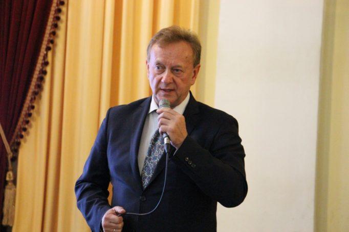 Почесний Консул Королівства Бельгія у Львові Ярослав Гарцула
