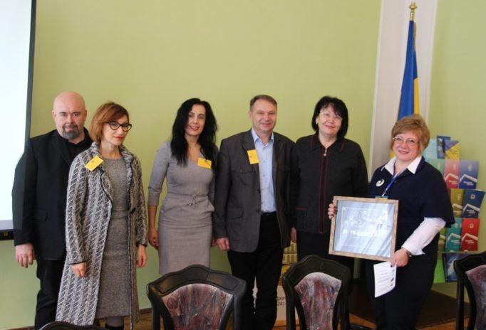 Подарунок кафедрі від партнерів-соціологів із Польщі