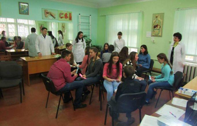 Робота в групах у рамках тренiнгу