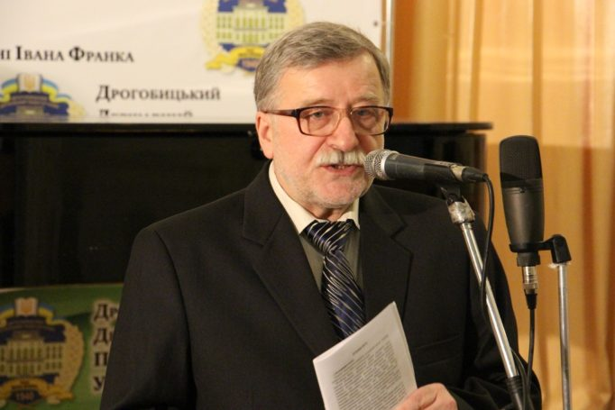 Модератор конкурсу доцент Богдан Пиц