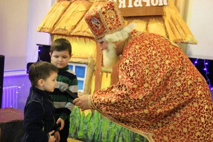 Вірші св. Миколаю дарують Микола та Святослав Розлуцькі