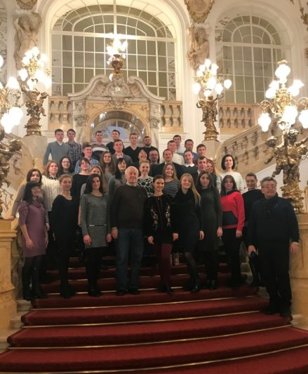 Екскурсія у Грацькій опері