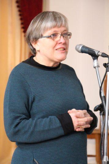 Вітання учасникам та організаторам конкурсу дарує Маріте Маркєвічєне (вчитель-методист із м.Шяуляй, Литва)