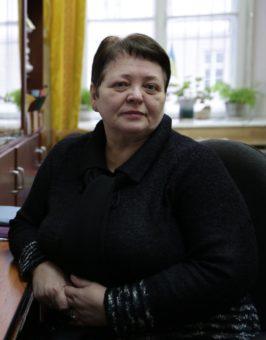 Кафлик Світлана Іллівна