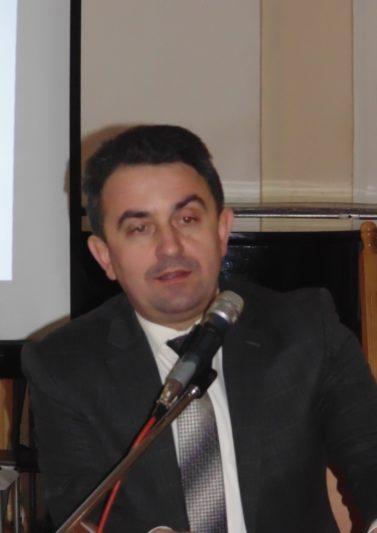 Доповідає проректор з науково-педагогічної роботи доцент Володимир Шаран