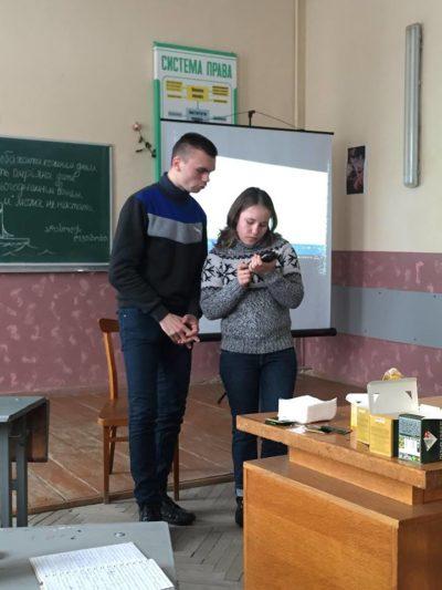 Поетичний дует Руслана Студинського та Тетяни Ханас